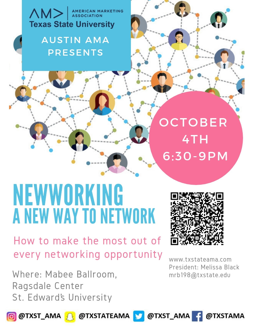Marketing Week Networking Event