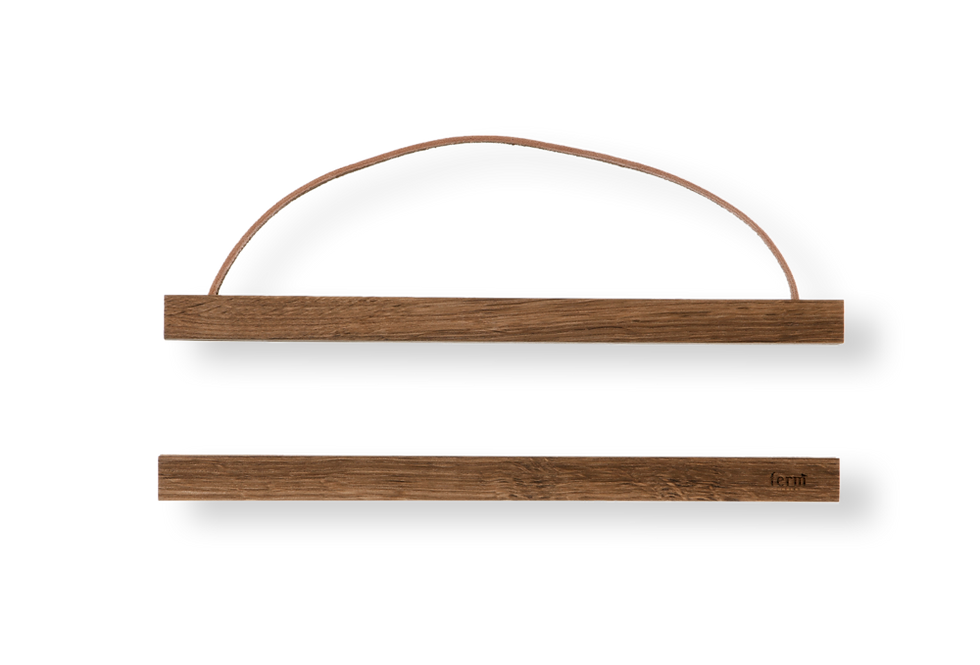 Ferm Living oak smoked frame