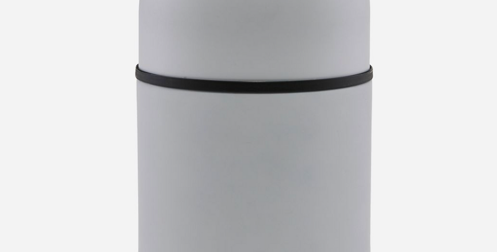 House Doctor Light Grey Thermos Storage