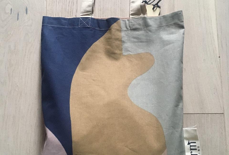 Ferm Living cotton tote bag