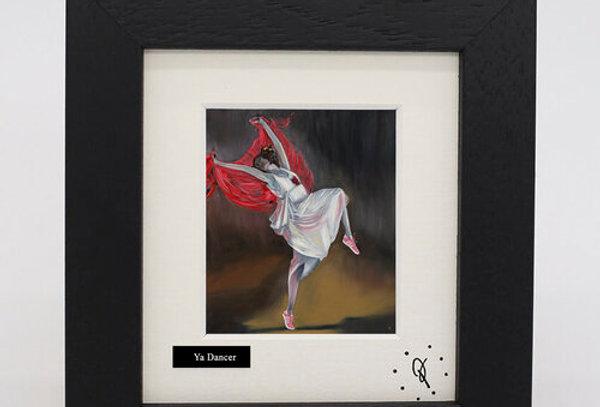Ross Muir mini Ya Dancer framed prints