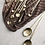 Thumbnail: Ferm Living Small Brass Fein Spoon