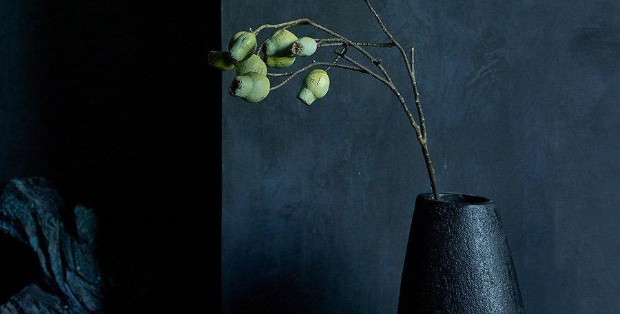 Abigail Ahern Eucalyptus Gum Nut Stem