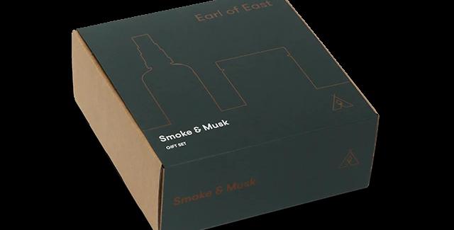 Earl of East Smoke & Musk Gift Set