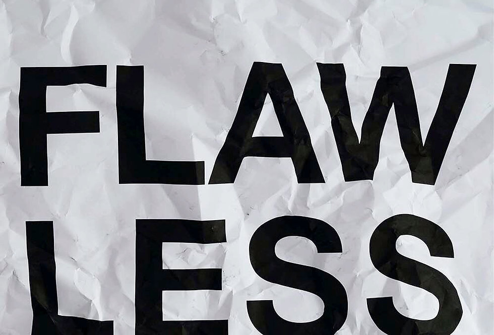 We Are Amused - Flawless Print