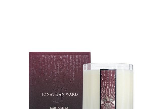 Jonathan Ward Kartushya Candle
