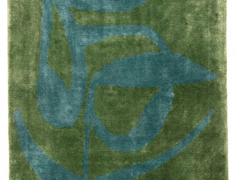 Day Birger Et Mikkelson Green Doodle Carpet