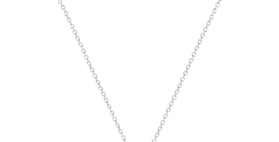 Circle Choker Necklace