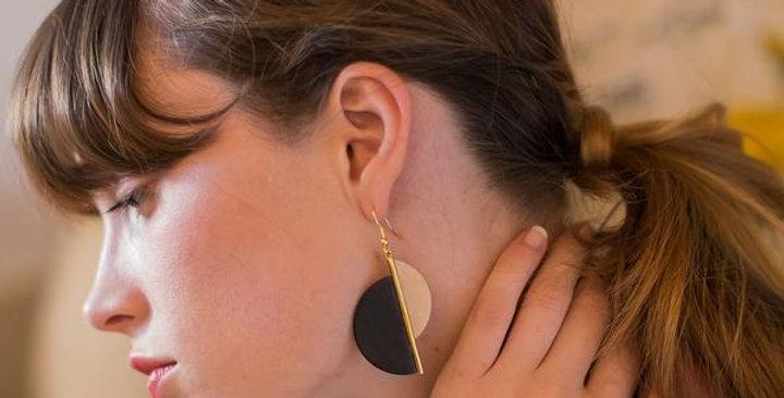 MAM Originals Natural 345 earrings