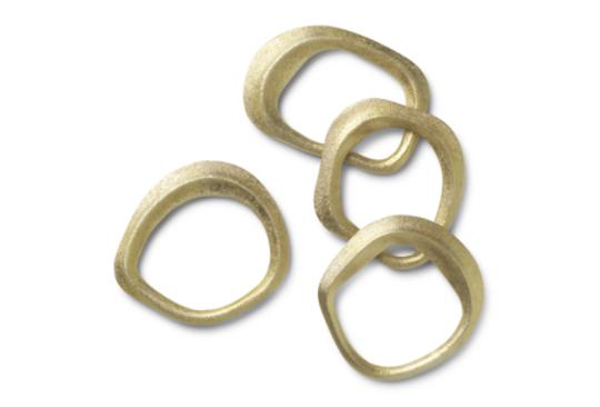 Flow Napkin Rings