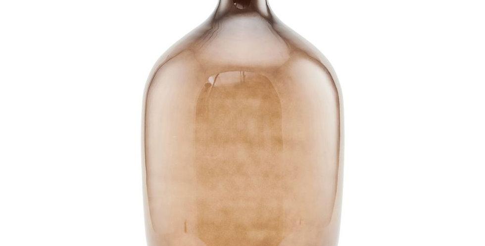 House Doctor Tinka Brown Vase