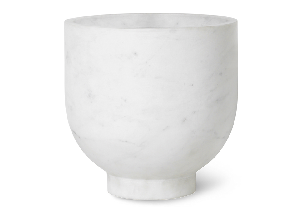Ferm Living marble champagne cooler