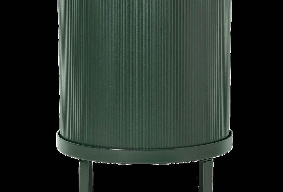 Ferm Living Bau Pot Large - Dark Green