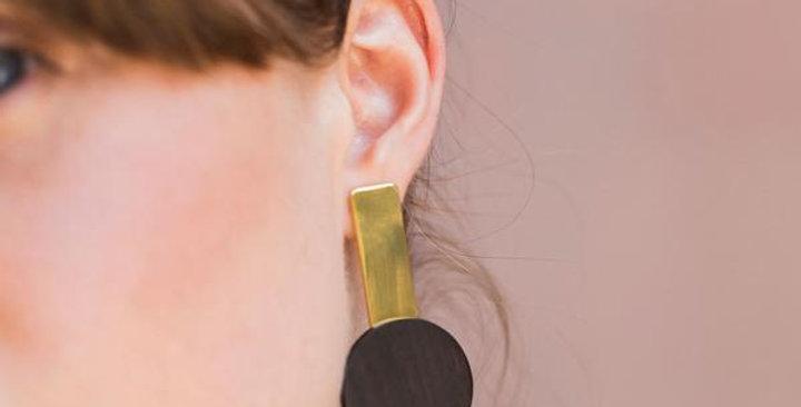 MAM Originals Natural 346 earrings