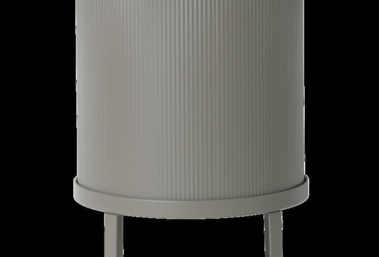 Ferm Living Bau Pot Large - Warm Grey