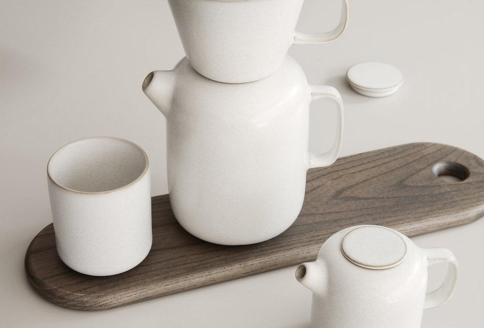 Ferm Living Sekki Coffee Pot & Dripper Set