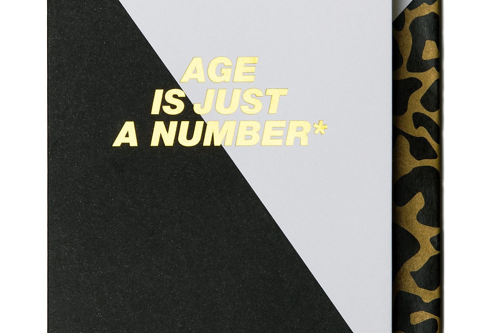 Cardsome Age Is Just A Number