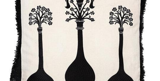 Day Birger et Mikkelson Vases Cushion
