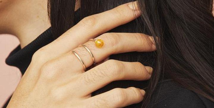 MAM Originals Mineral 356 gold ring