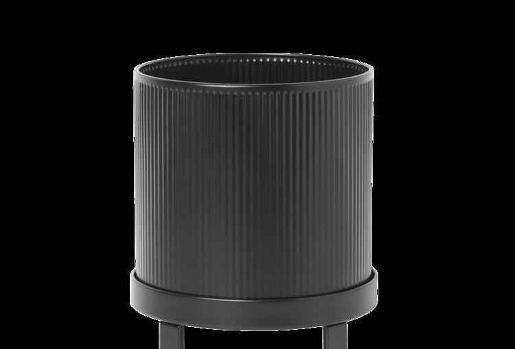Ferm Living Bau Pot Small - Black