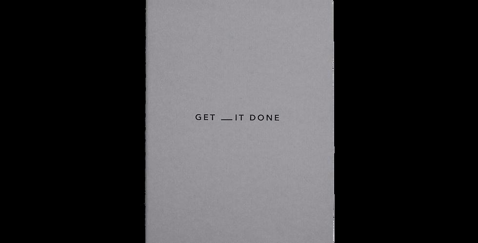 Get __it Done Minimal A6