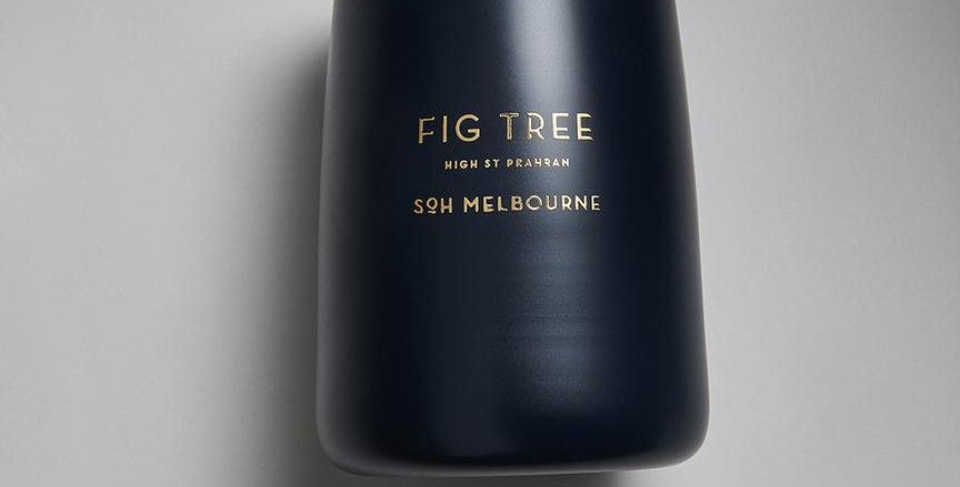SOH Melbourne Fig candle