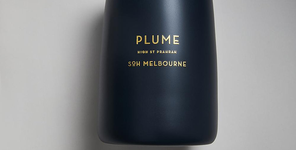 SOH Melbourne Plume Navy Candle