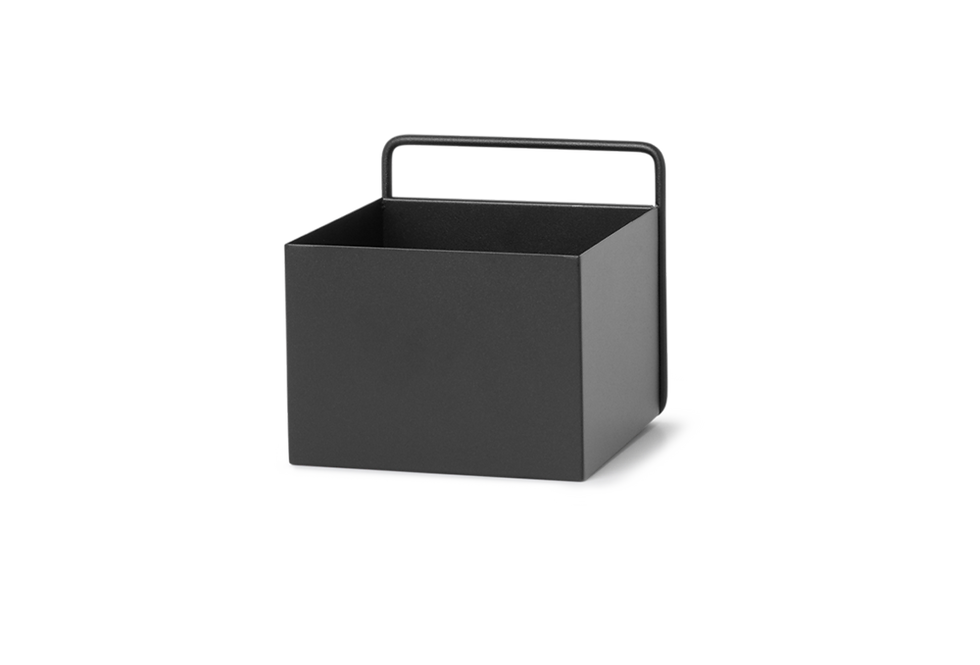 Ferm Living Square Black Wallbox