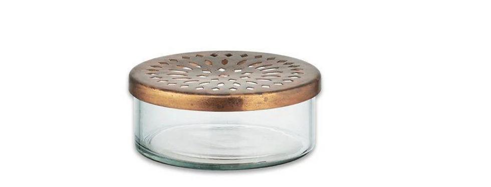 Nkuku Small Round Ramla Vase