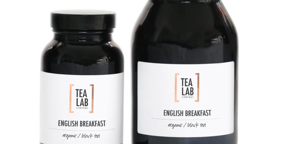 Organic English Breakfast Jar