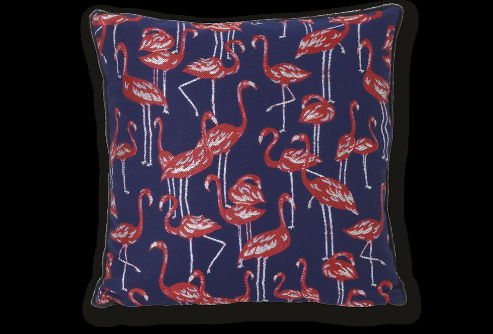 Ferm Living flamingo cushion