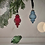 Thumbnail: Nkuku Layli Glass Lantern Bauble