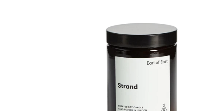 Earl of East Strand Soy Wax Candle