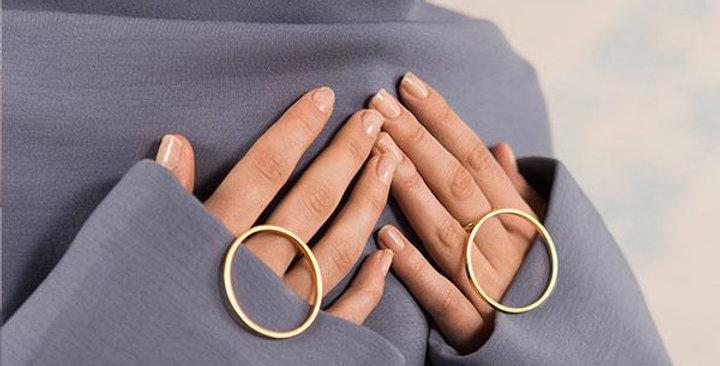 MAM Originals Solid 376 gold ring