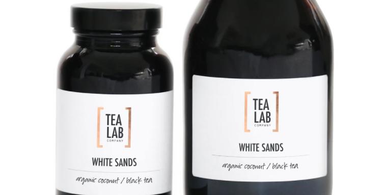 Organic White Sands Jar