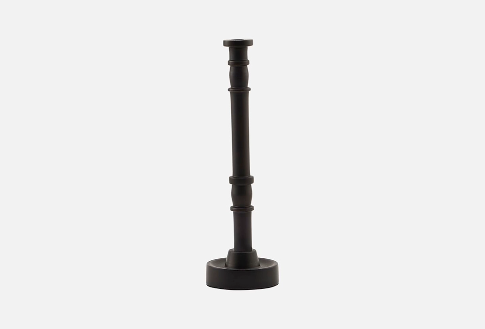 House Doctor Jersey Candle Stand - Small