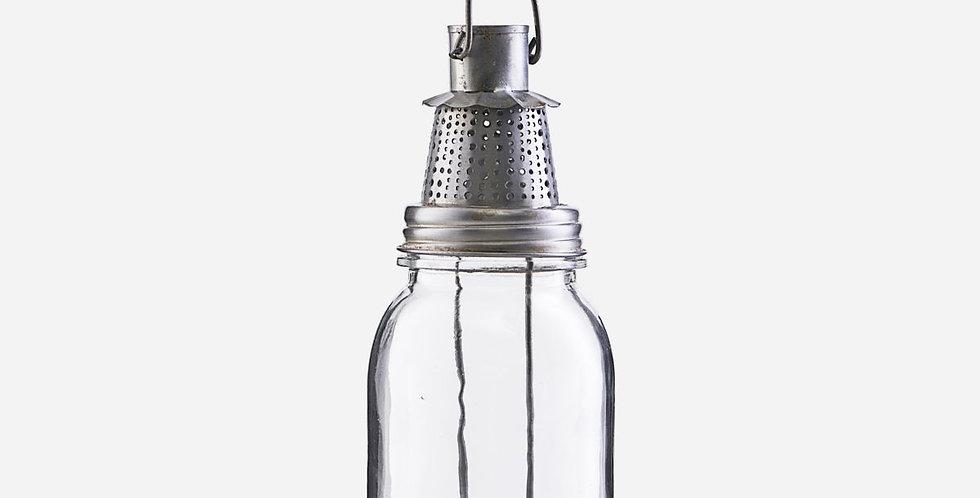 Phia Zinc Lantern