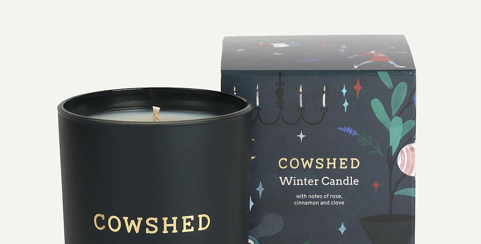 Cowshed Winter Christmas Candle 220g