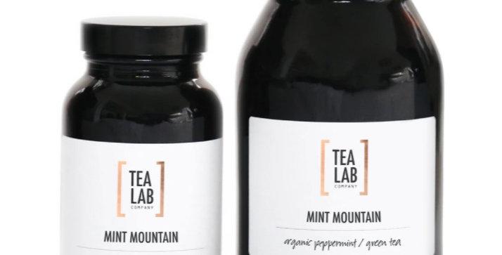 Organic Mint Mountain Jar