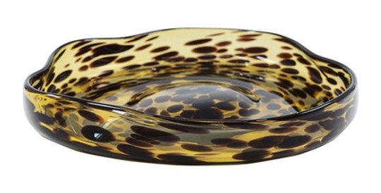 Day Birger Et Mikkelson Glass Leo Bowl