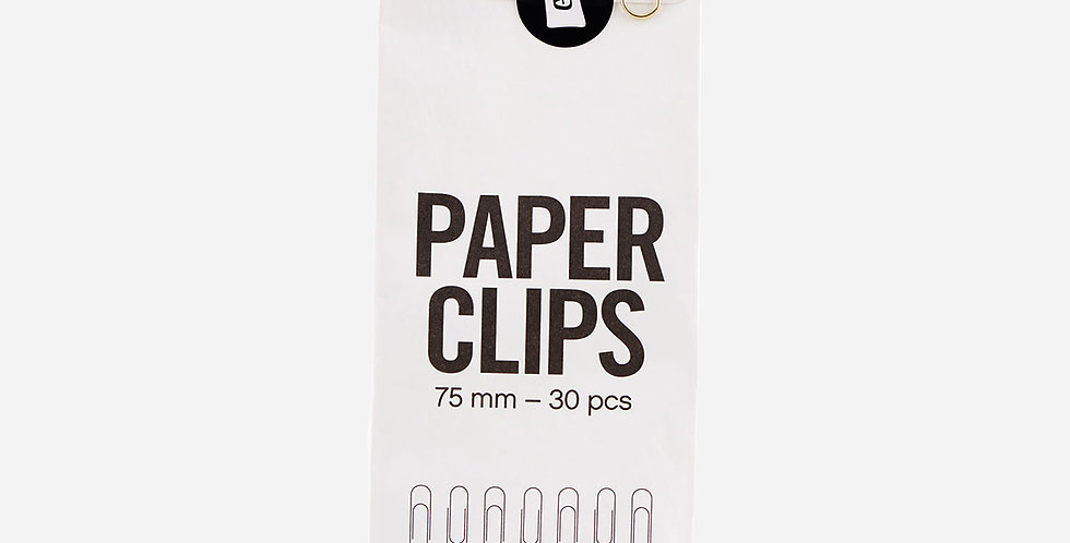 Monograph Paper Clips