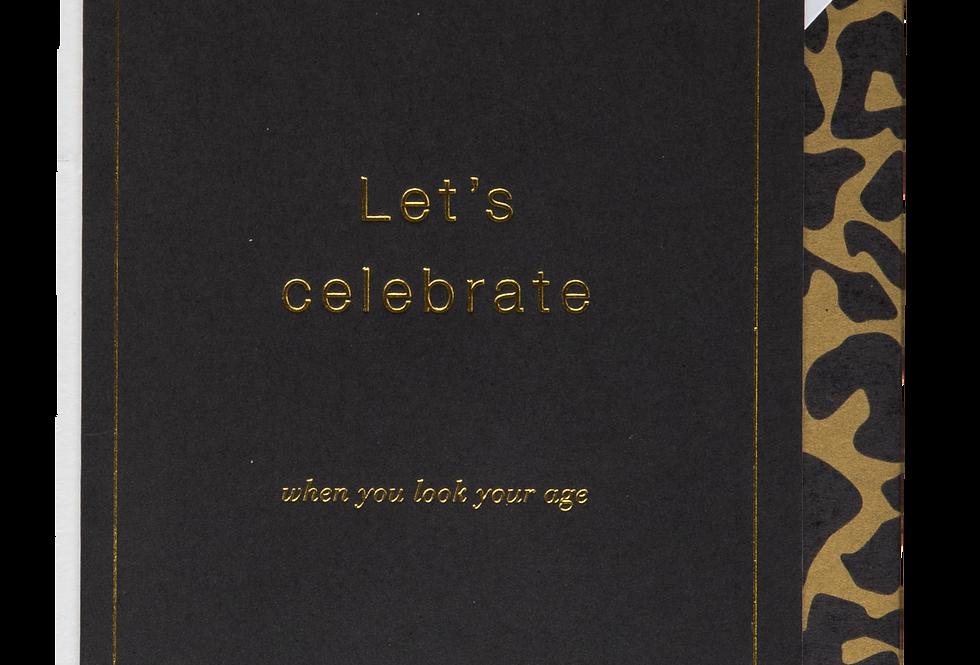Cardsome Let's Celebrate