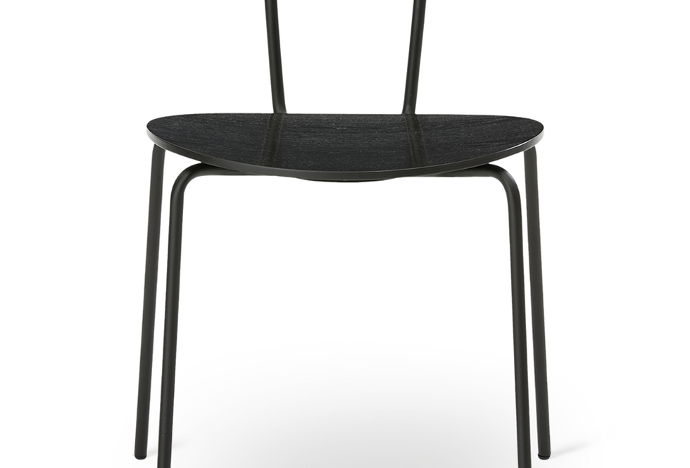 Ferm Living black Herman chair