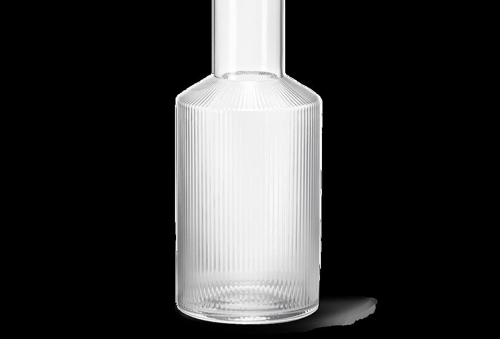 Ferm Living Clear Glass Carafe