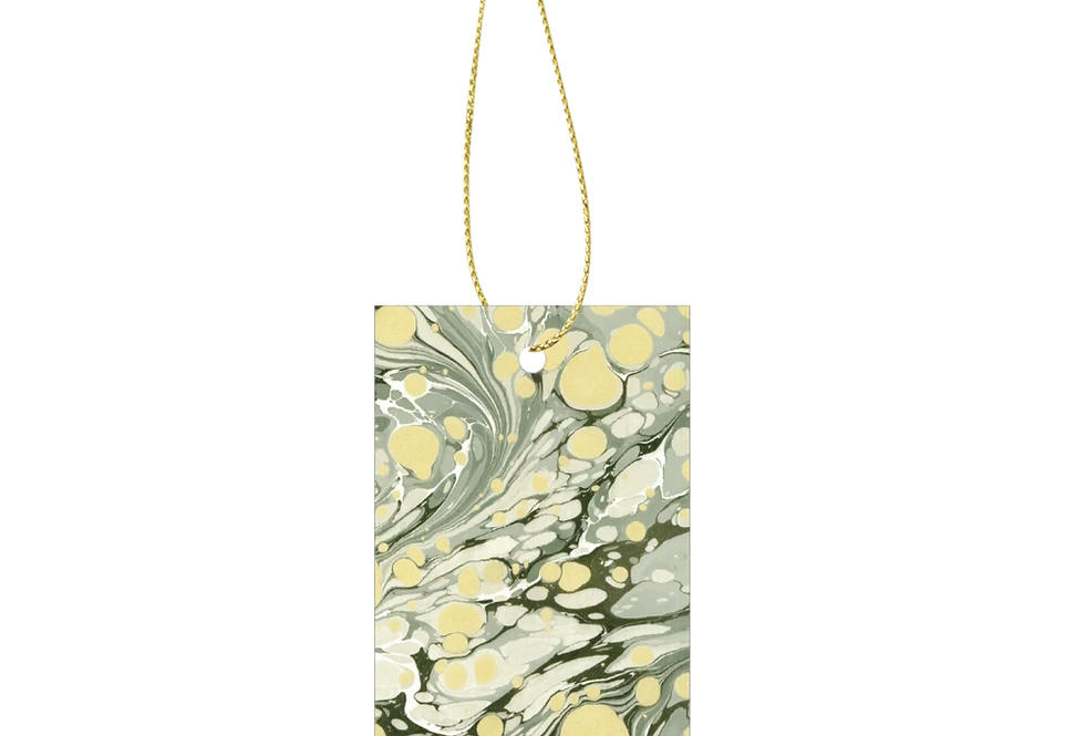 Ferm Living Marbled Gift Tags