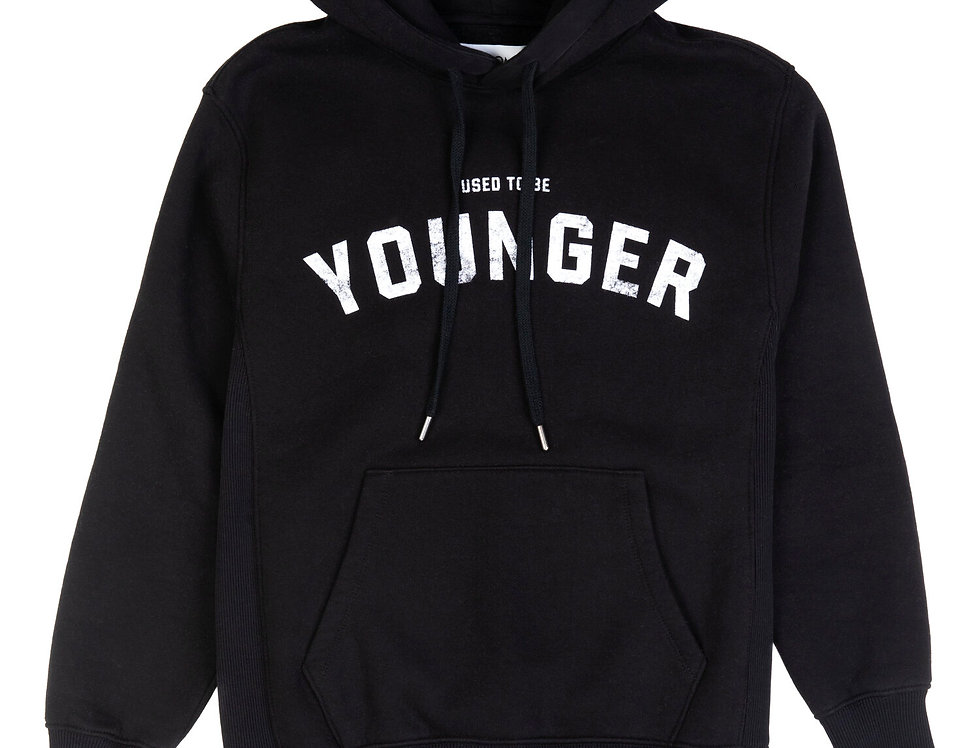 USED TO BE YOUNGER Hoodie