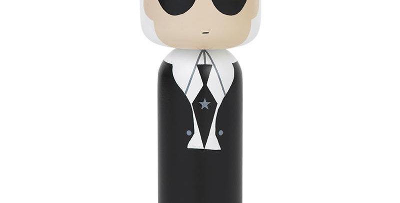 Lucie Kaas Kokeshi Doll - Karl Lagerfeld