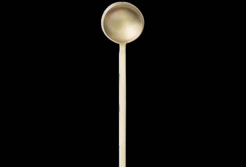Ferm Living Small Brass Fein Spoon