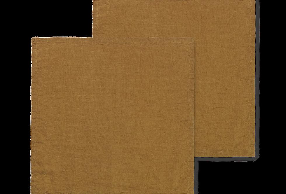 Ferm Living Linen Napkins - Set of 2