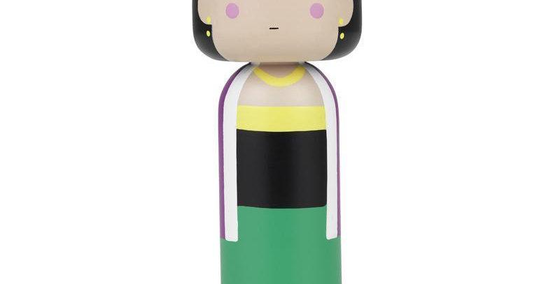 Lucie Kaas Kokeshi Doll - Frida
